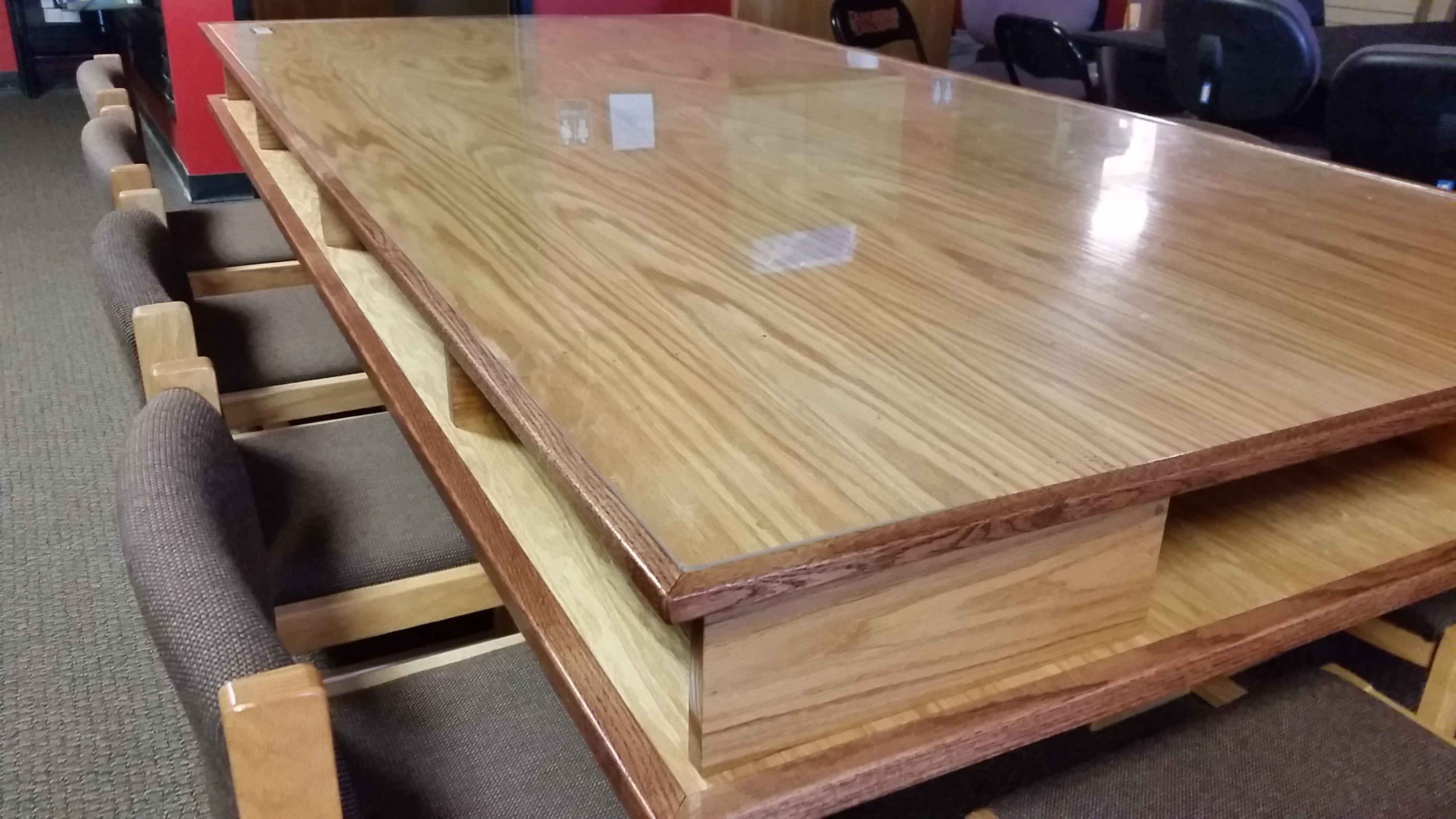 Superieur Our Premium Gaming Tables Are Perfect For RPGs Like Du0026D Encounters,  Pathfinder Society, Or Your Weekly Role Playing Game. Made From Golden Oak,  ...