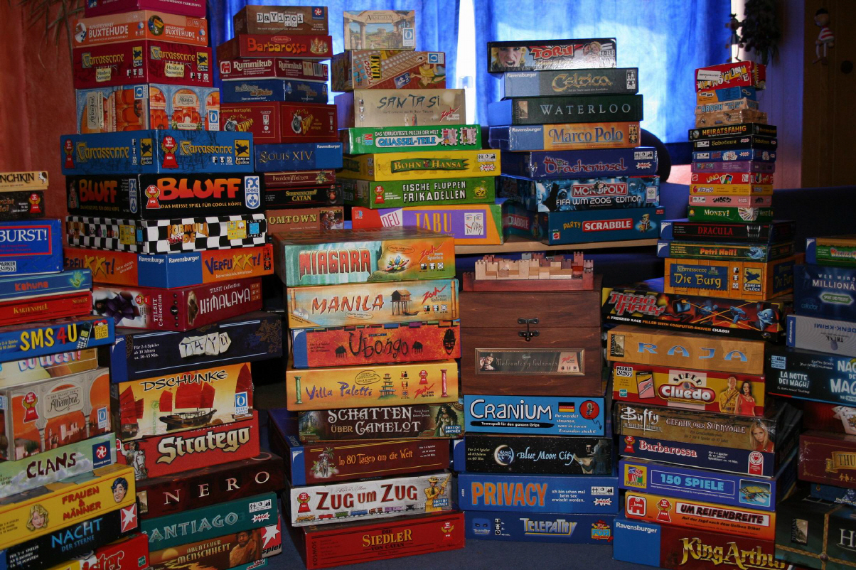 Weekly Board Game events in Penfield  Just Games