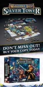 Warhammer Silver Tower