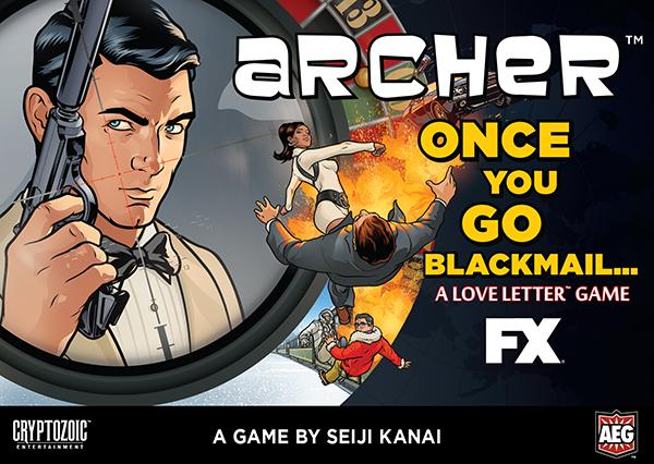 Archer Love Letter