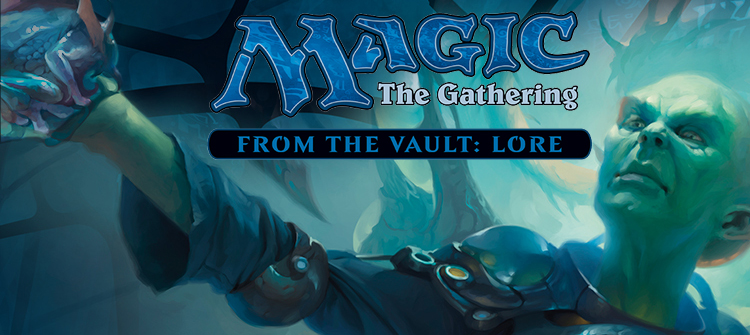 From the Vault Lore