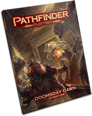Pathfinder 2nd Edition: Playtest and Book Pre-orders | Just