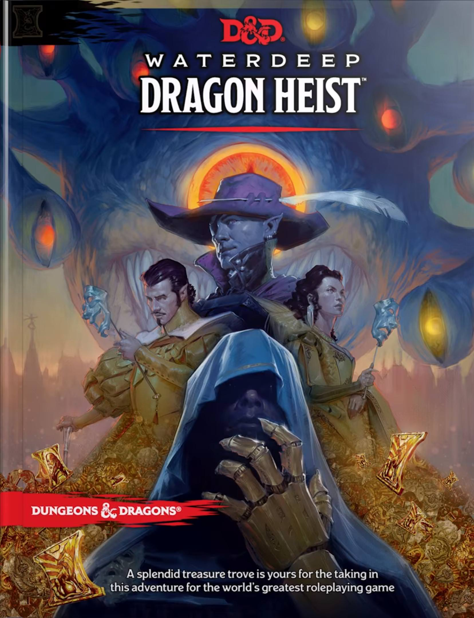 D&D Dragon Heist & Dungeon of the Mad Mage, pre-order | Just Games
